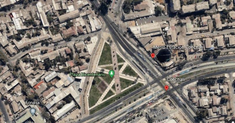 Venta terreno a pasos del Metro Conchalí